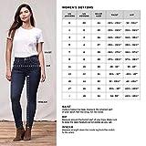 Levi's Women's 721 High Rise Skinny Jeans, Soft