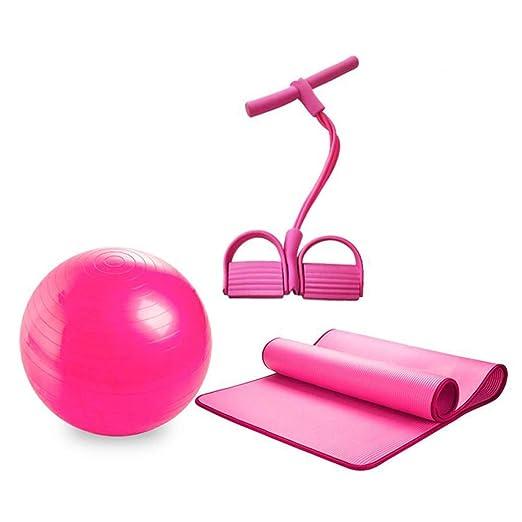LRRLPR Bola de Yoga Pilates Ejercicio,Balón para Sentarse, Balon ...