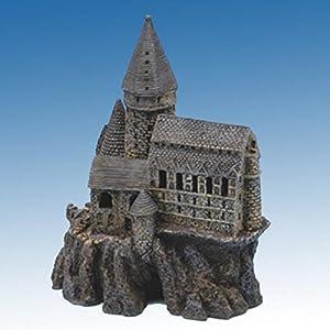 Penn Plax Mythical Magic Castles Aquarium Ornament 19