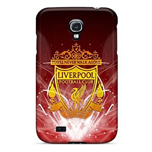 Durable Liverpool Fc Back Case/cover For Galaxy S4