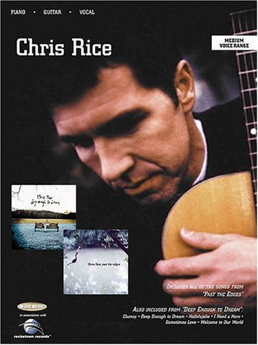 Chris Word Music Rice (Chris Rice: Past the Edges / Deep Enough to Dream)
