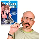 Best Accoutrements Gifts For An 8 Year Old Boys - Accoutrements Switchblade Mustache Comb Review
