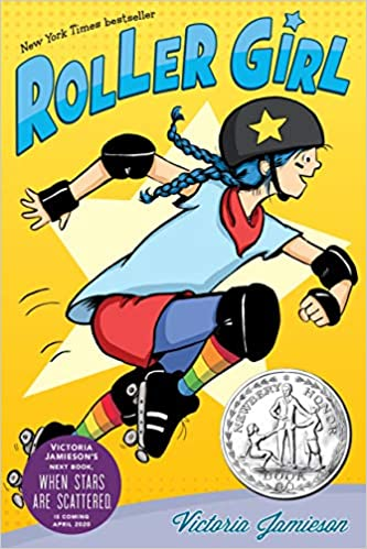 Roller girl - books for boys