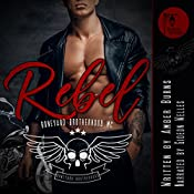 Rebel: Boneyard Brotherhood MC, Book 3 | Amber Burns