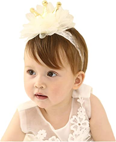 Top baby Soft Feather Headband Hairband Baby Girl Kid Toddler Party Gift