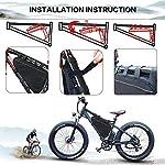 uppcycle-Batteria-Bici-elettrica-20-Ah-48V-52V-batterie-agli-ioni-di-Litio-1500W-1200W-1000W-750W-500W-Batteria-Triangolare-per-Biciclette-per-Ebike