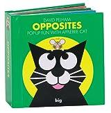 Applebee's Opposites: A Cat and Mouse Pop-Up Book (Applebee Cat)