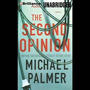 The Second Opinion  Audiobook