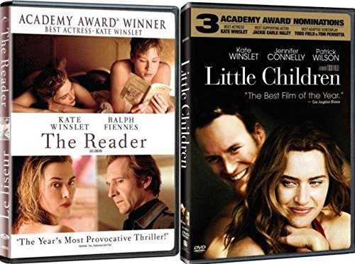 (The Reader & Little Children - Kate Winslet Movies 2-Pack DVD set)
