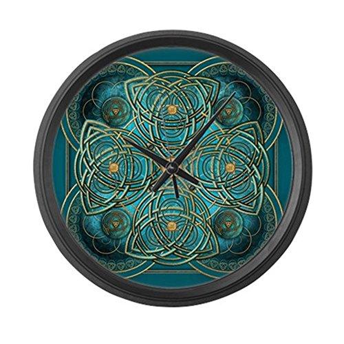- CafePress - Teal Celtic Tapestry - Large 17