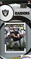 Oakland Raiders 2017 Donruss NFL Football Factory Sealed Limited Edition 13 Card Complete Team Set with Derek Carr, Amari Cooper, Marshawn Lynch & Many More! Shipped in Bubble Mailer! WOWZZER!