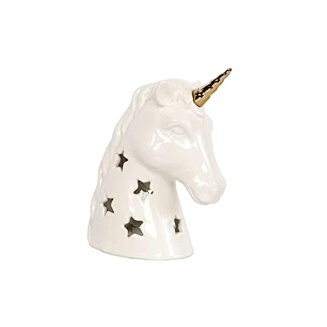 Magical Unicorn Plug In Tabletop Night Light