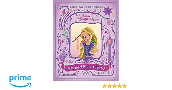 Rapunzel Finds a Friend (Disney Princess): Ella Patrick, Jeffrey Thomas: 9780736433884: Amazon.com: Books