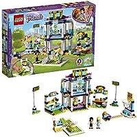 Lego - 41338 Friends Stephanie'Nin Spor Sahası