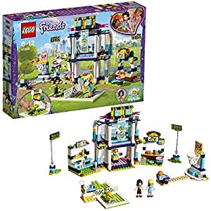 Lego - 41338 Friends Stephanie'Nin Spor Sahası