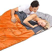 Amazon.com: Oaskys - Saco de dormir para acampada, 3 ...