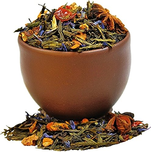 Capital Teas Pear Au Chocolat Tea  8 Ounce