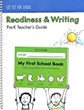 Get Set for School: Readiness & Writing Pre-K Teacher's Guide (Handwriting Without Tears)