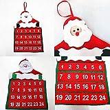 wsloftyGYd Santa Claus Father Christmas Calendar