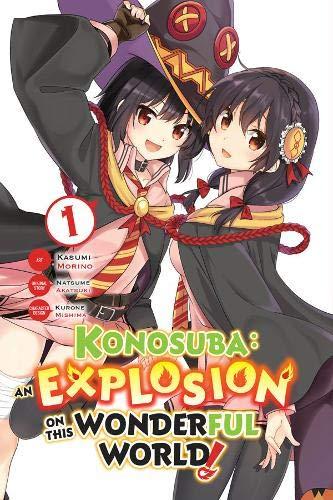 - Konosuba: An Explosion on This Wonderful World!, Vol. 1 (manga) (Konosuba: An Explosion on This Wonderful World! (manga))