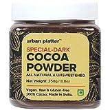 Urban Platter Special Dark Cocoa Powder, 250g