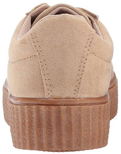 u Women's Sneaker Oatmeal Fierce Fashion UNIONBAY Aqx7Ow