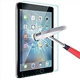 ELTD iPad Mini 4 Displayschutz, Glas Folie Schutzfolie Glas Panzerfolie Displayschutzfolie für Apple New iPad Mini 4 Klar Anti-Kratz Screen Protector Displayschutz - 9H Hardness aus