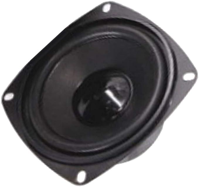 F Fityle 20W Altavoz Audio, Bocina de Bajos para Coche TV Reproductor de Medios, 4 Pulgadas
