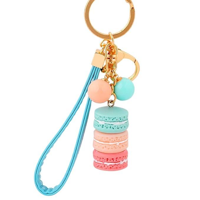 Amazon.com: baobao macaron pastel postre Candy Beads ...