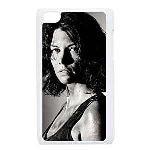 Maggie Greene funda iPod Touch 4 caja funda del teléfono celular blanco cubierta de la caja funda EEECBCAAJ04425