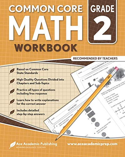 2nd grade Math Workbook: CommonCore Math Workbook ()