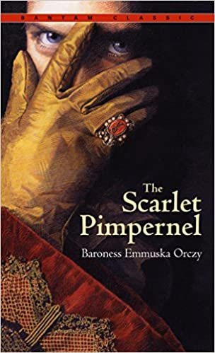 Image result for scarlet pimpernel book