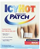 Icy Hot Extra Strength Medicated Patch, Large, 5-Count Boxes (30 Patches)