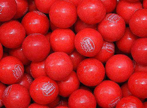 Very Cherry Dubble Bubble Gumballs | Candy Filled Bubble Gum Balls | 1
