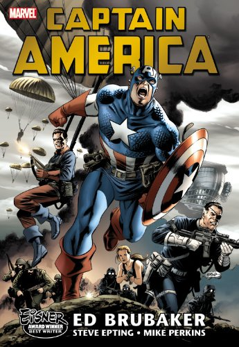 Captain America Omnibus Vol 1 product image