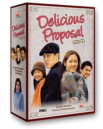 Amazon Delicious Proposal Son Ye Jin So Ji Sub Ji Sung Kwon