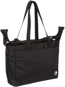 Easywalker - Bolsa para pañales, color negro