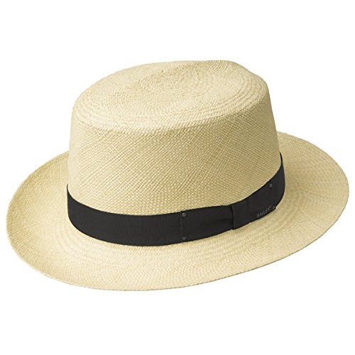 Bailey 22700 Mens Roll Up Hat, Natural-XL by Bailey of Hollywood