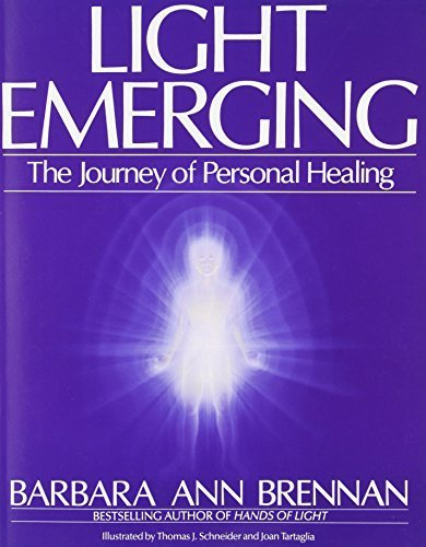 Light Emerging: The Journey of Personal Healing by Barbara Ann Brennan ( 1994 ) Paperback