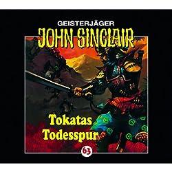 Tokatas Todesspur (John Sinclair 63)