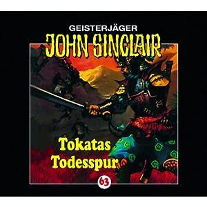 Tokatas Todesspur (John Sinclair 63) Hörspiel