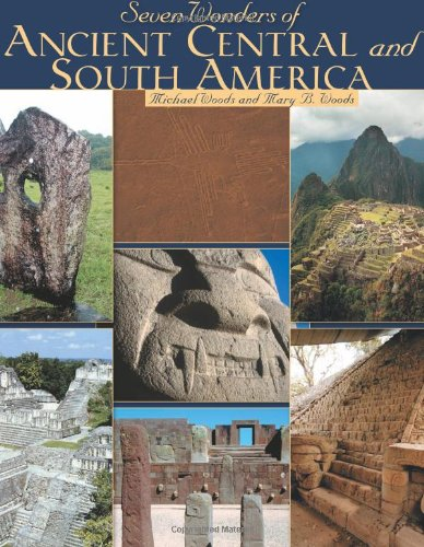 Read Online Seven Wonders of Ancient Central and South America pdf
