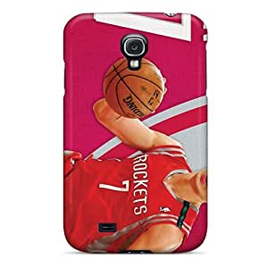 Hot Snap-on Houston Rockets Hard Covers Cases/ Protective Cases For Galaxy S4
