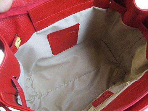 Borsa con tracolla in Vera pelle Made in Italy modello New Birki