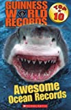 img - for Awesome Ocean Records book / textbook / text book