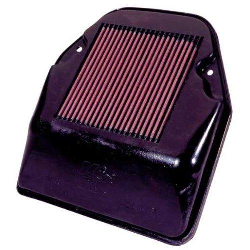 (K&N HA-7594 Replacement Air Filter for 1994-2003 Honda VF750C)