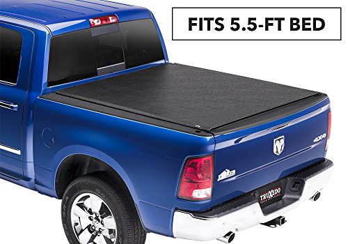 Truxedo Lo Pro Roll-up Truck Bed Cover 545901 09-17 Dodge Ram 1500 5'7