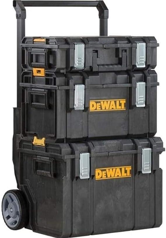 Dewalt DWST1-81052 DWST1-81052-CONJUNTO TOUGHSYSTEM DS450 + DS300 + DS150, Multicolor: Amazon.es: Bricolaje y herramientas
