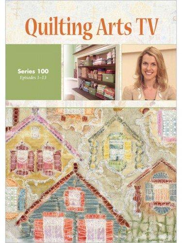 Quilting Arts TV Series 100, Full Season, 4 DVD Set