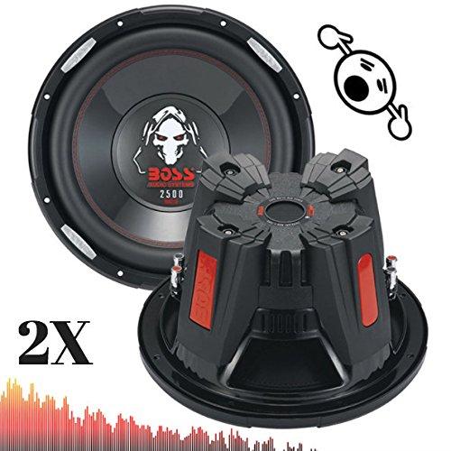BOSS Audio P156DVC 15in Subwoofer